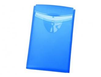 Кутия за визитки Han синя