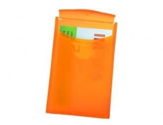 Кутия за визитки Han оранжева