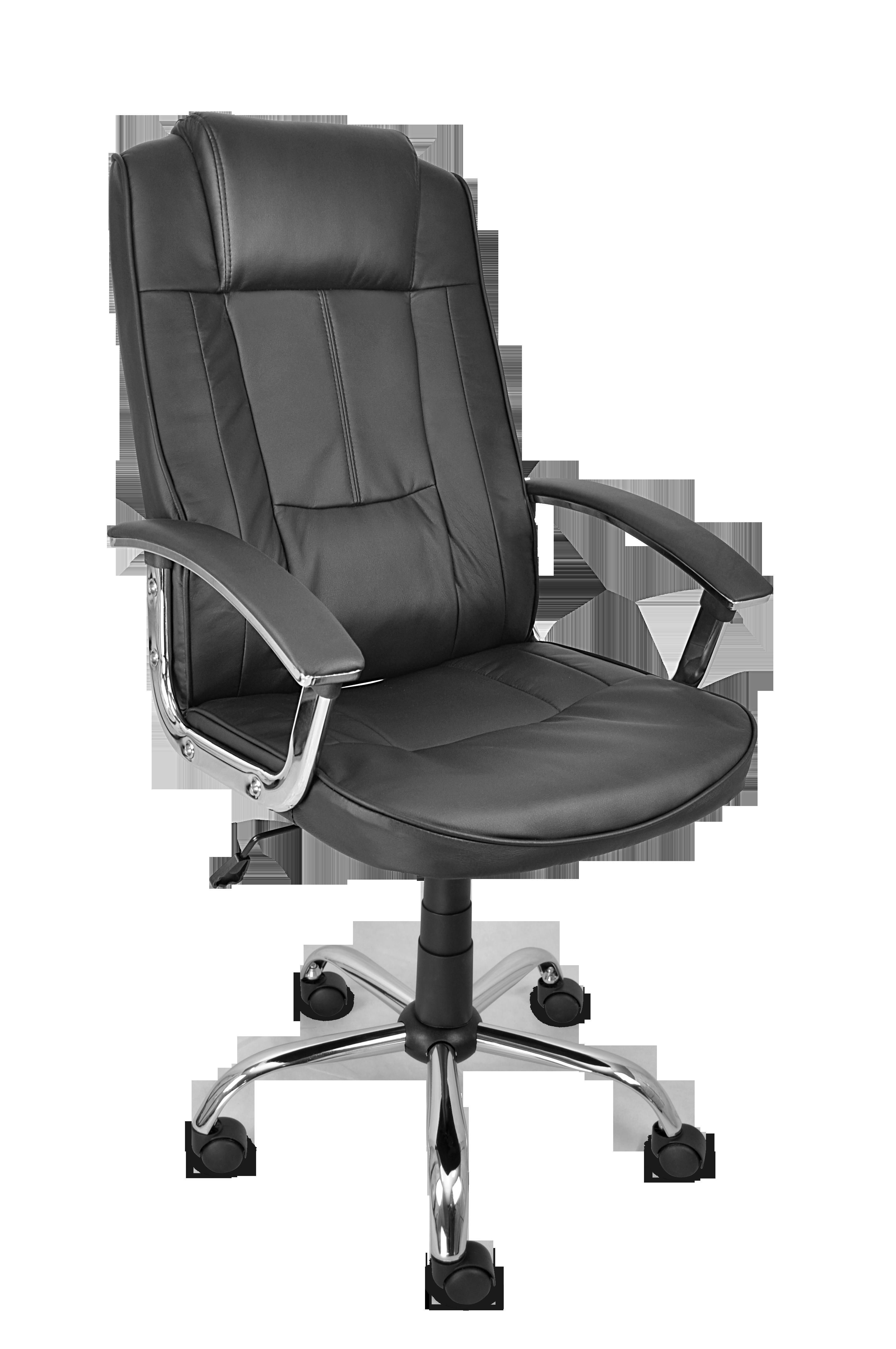Директорски стол Simon черен