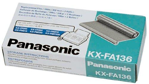 Тонер Panasonic KX-FA 136,100м черно