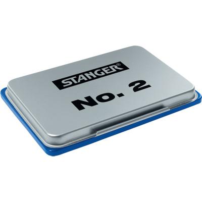 Тампон за печат Stanger N2 син