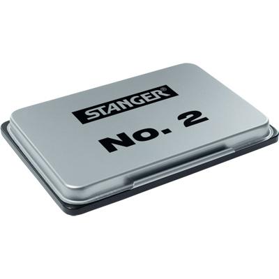 Тампон за печат Stanger N2 черен