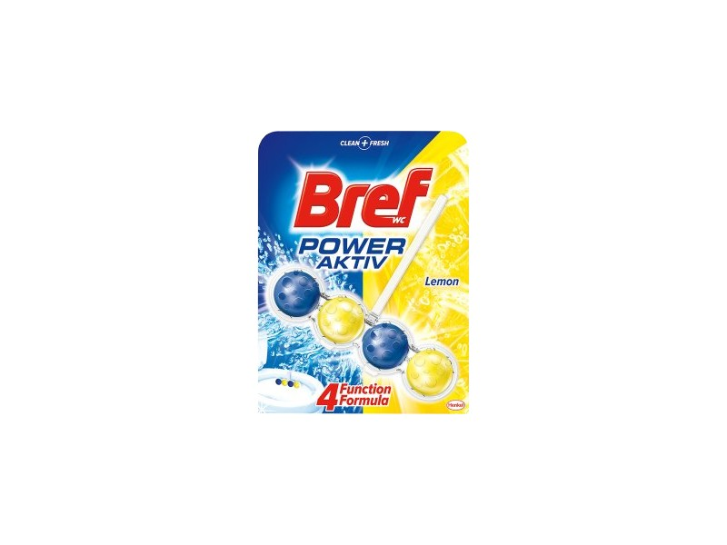 Ароматизатор WC Bref Power Active Lemon