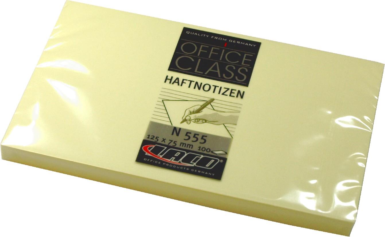 Самозалепващи листчета N555 100л