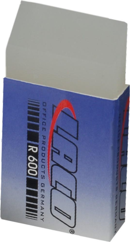 Гума LACO правоъгълна за молив R600
