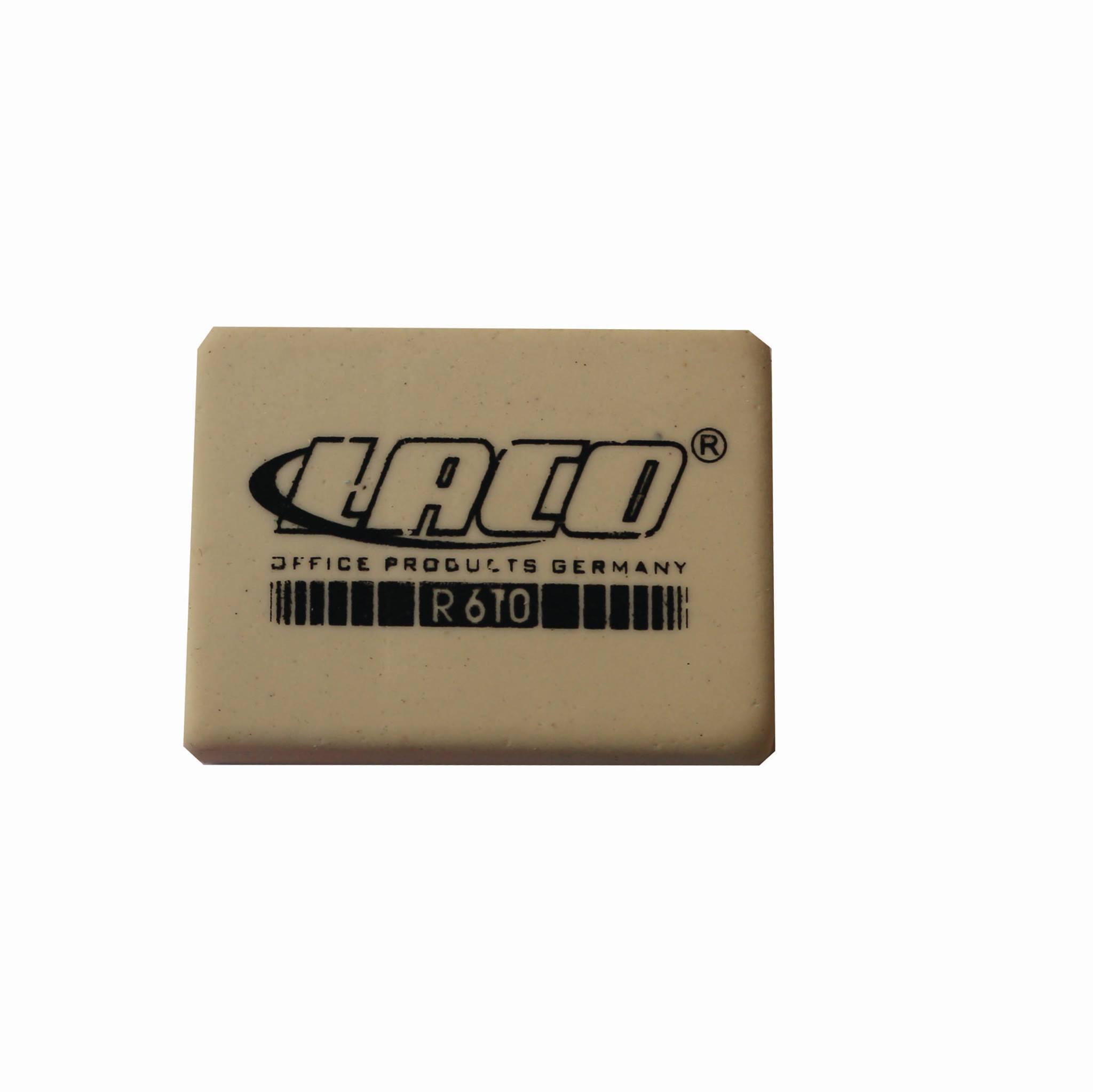 Гума LACO правоъгълна за молив R610