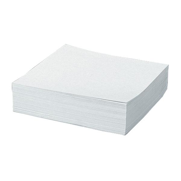 хартиено кубче бяло 90мм./90мм. без поставка 500бр.