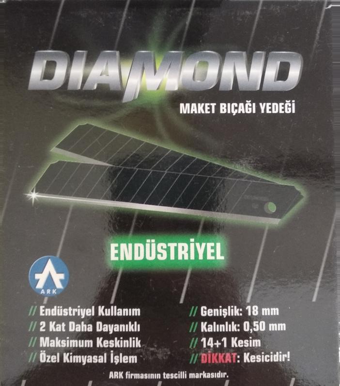 Diamond резци за макетен нож оп.10