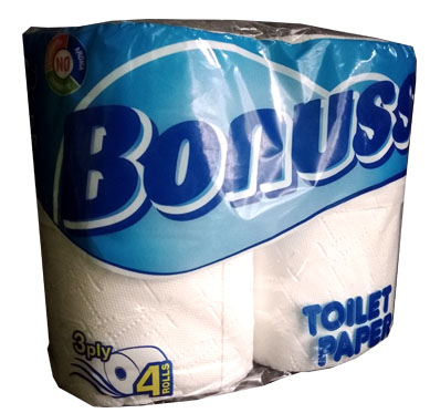 Тоалетна хартия Bonuss оп.4
