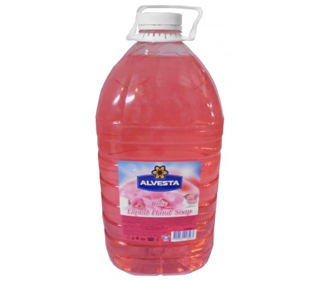 Течен сапун Alvesta 5л Роза