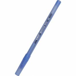 Химикалка Bic Round Stic син