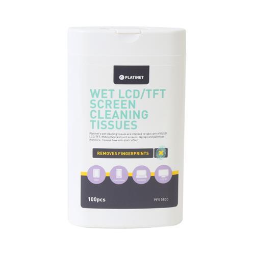 Почистващи кърпи за монитор Platinet FS-5830