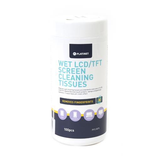 Почистващи кърпи за монитор Platinet FS-5875