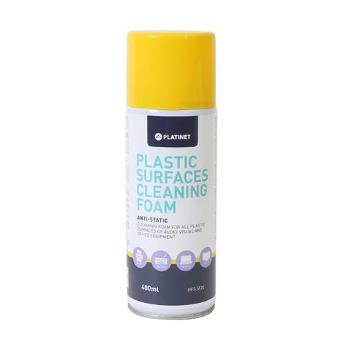 Почистваща пяна за пластмаса Platinet FS-5120 400мл.