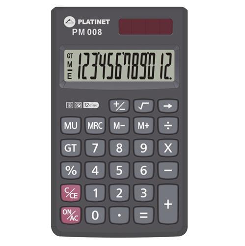 Калкулатор Platinet PM008 12 разряден