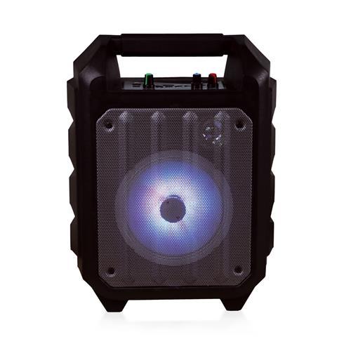 Безжичен Bluetooth високоговорител с караоке функция и дръжка за носене OG82B  20W