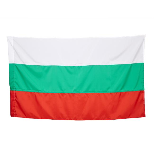 Знаме на България от плат по БДС 90/150см