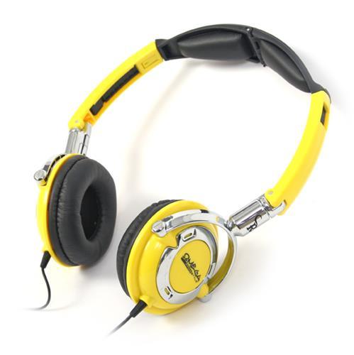 Слушалки с микрофон FREESTYLE HEADSET FH0022 ABC-PS022 YELLOW/ЖЪЛТИ