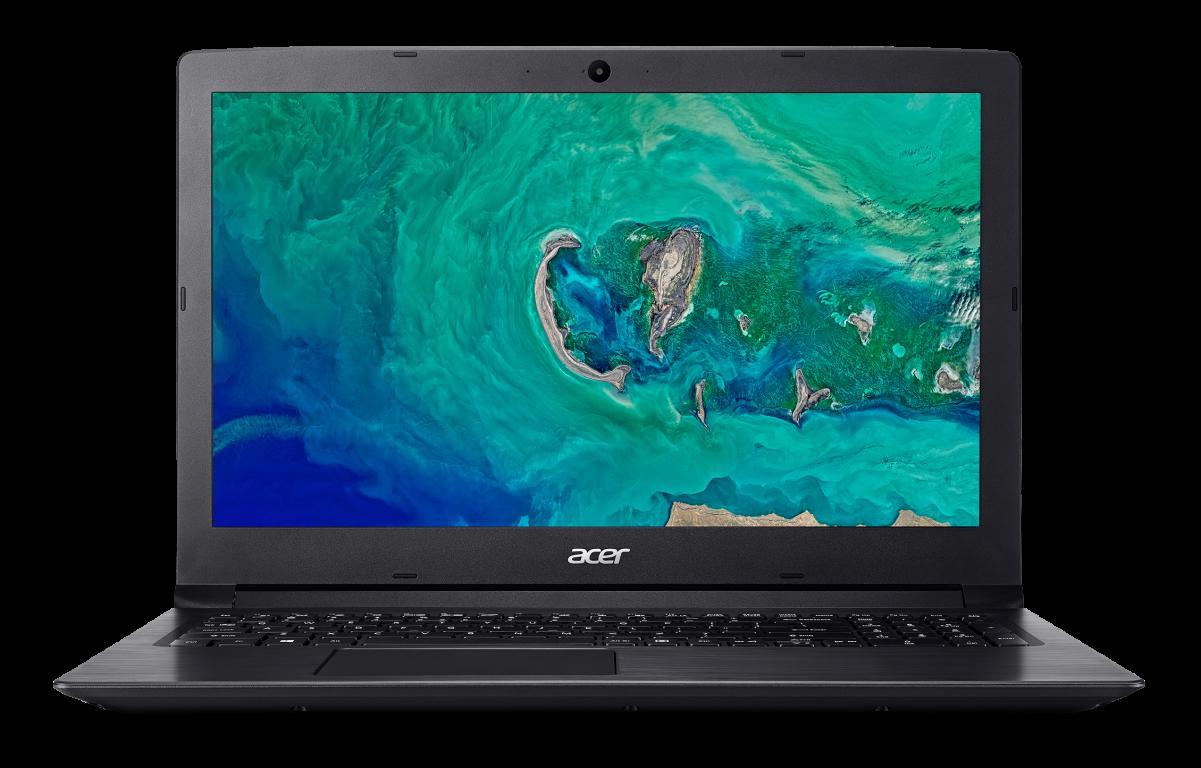 """Acer Aspire 3 A315-32-C4R6,15.6"""" HD Obsidian Black"""