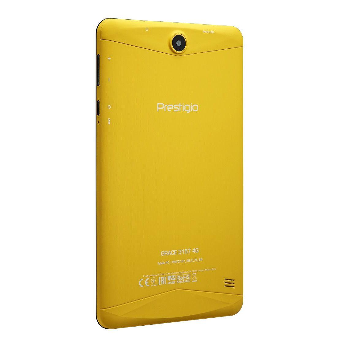 Таблет Prestigio Grace 3157 жълт