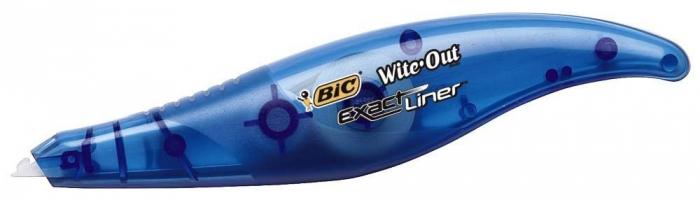 Коректор лента Bic Exact Liner 5мм/6м.