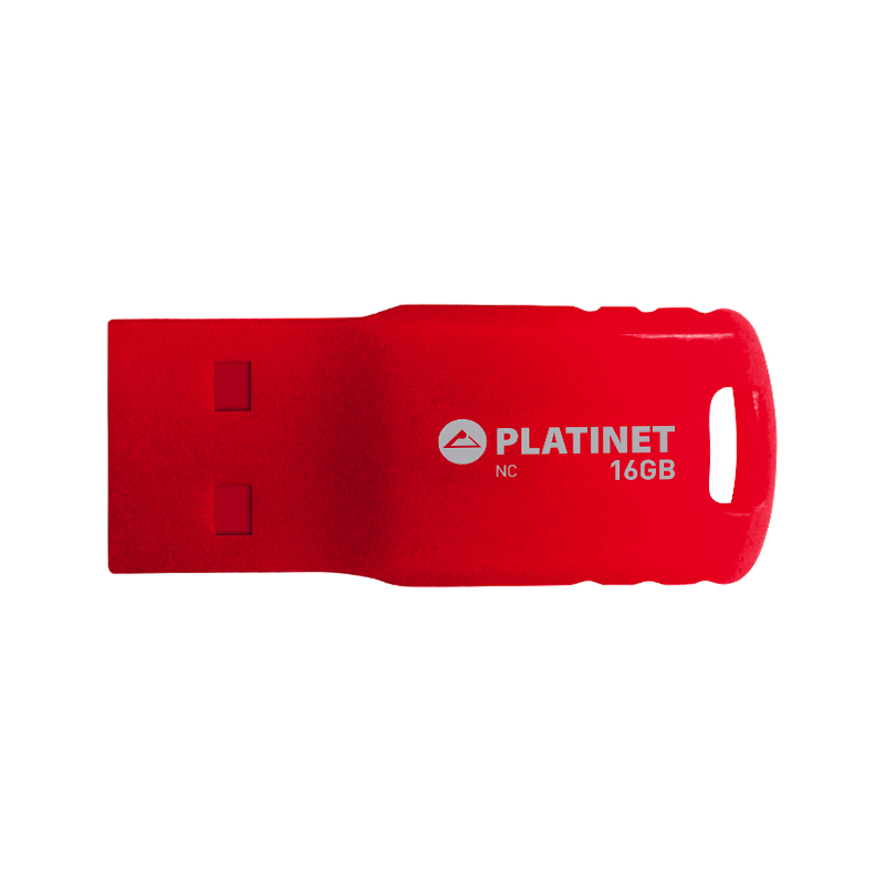 PLATINET PENDRIVE USB 2.0 F-Depo 16GB червена