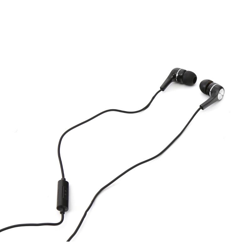 Fiesta слушалки с микрофон XT-7210 черни