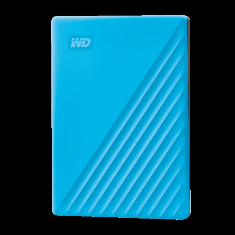 Външен хард диск 2TB USB 3.2 (Gen1) WD My Passport  2,5
