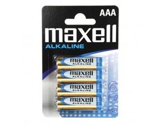 Алкални батерии Maxell R03/AAA 1.5V оп.4
