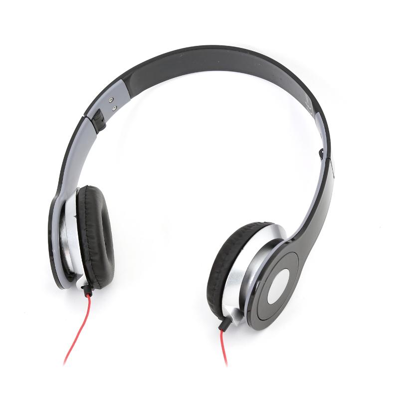 Freestyle стерео слушалки с микрофон FH-4007 черни