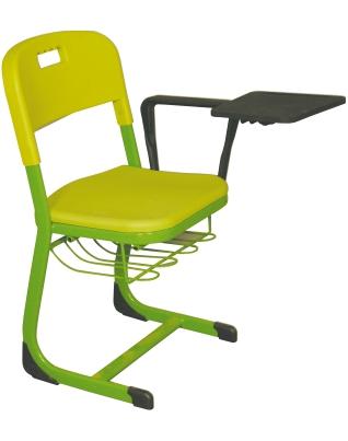 Стол със сгъваема маса за писане и кошница отдолу K431