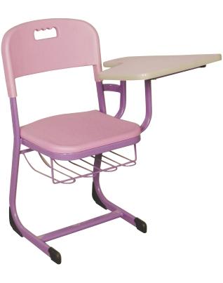 Стол с маса за писане и широка кошница K433