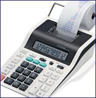 Печатащ калкулатор Citizen CX-32N 12 разряден