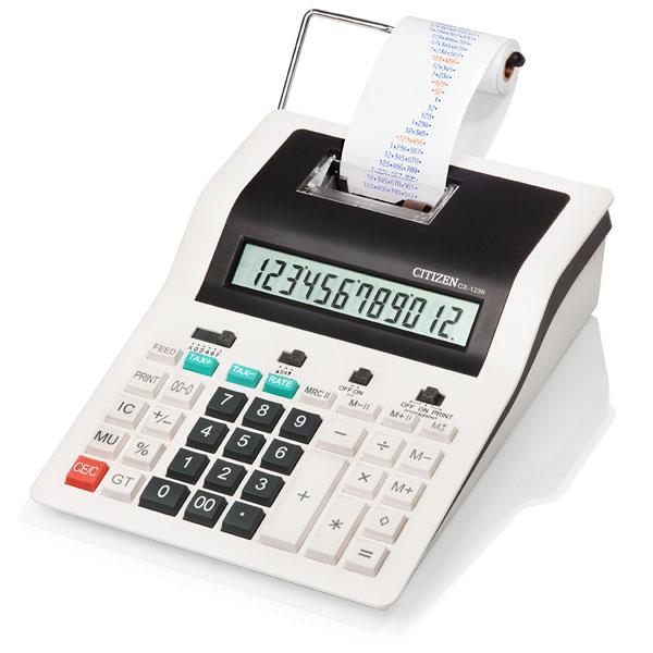 Печатащ калкулатор Citizen CX-123N