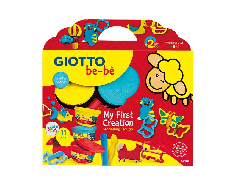 Комплект Giotto Be-be Super Modelling Dough Set