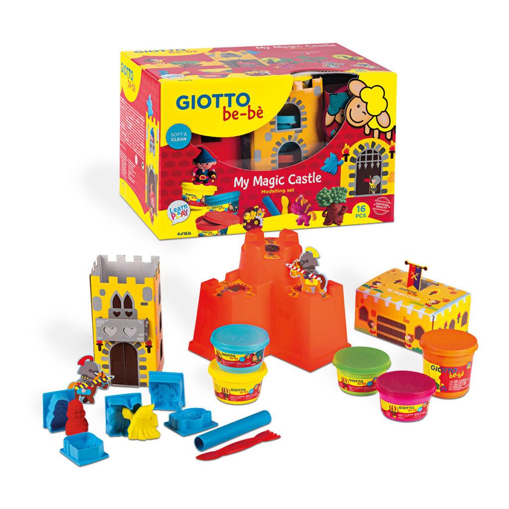 Комплект Giotto Be-be My Magic Castle
