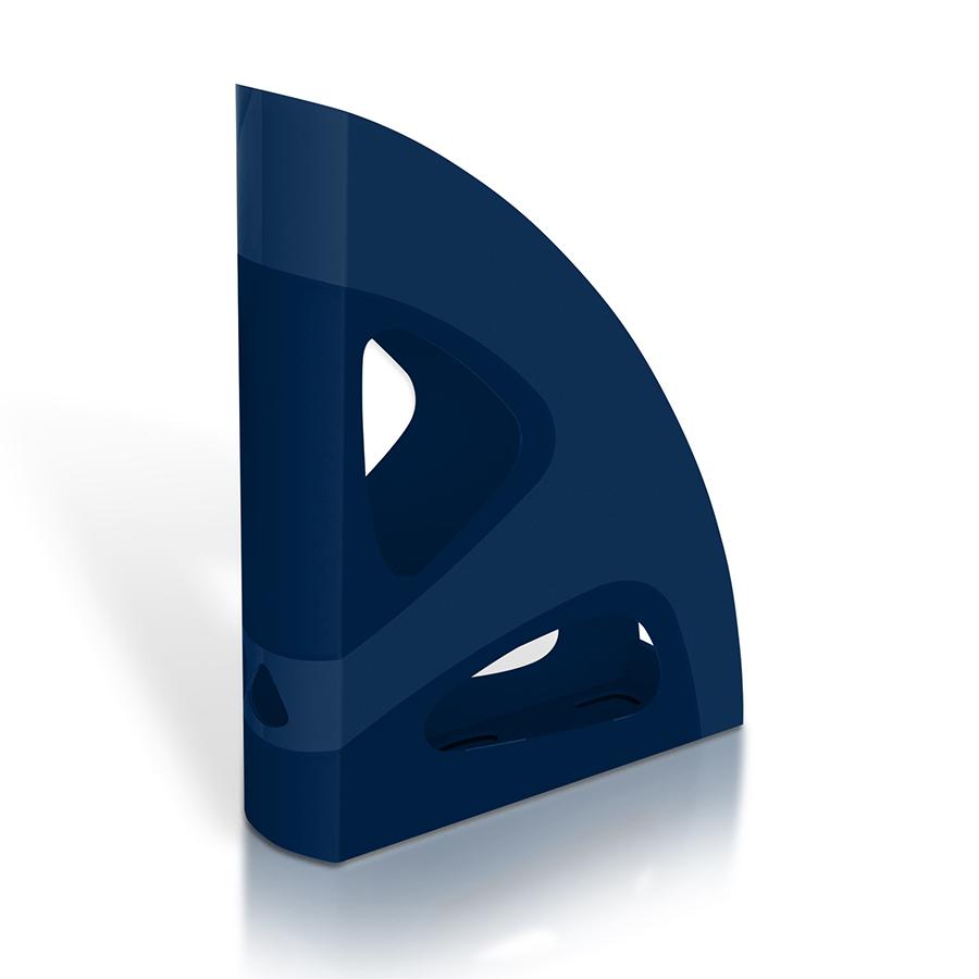 Поставка вертикална MAS, модел 884,  наситено синя