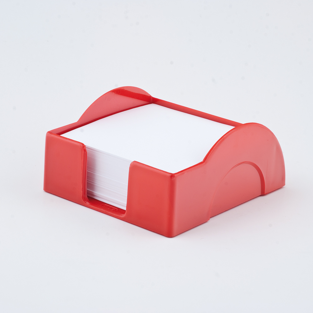 Поставка за листчета MAS Orion, модел1482, червена