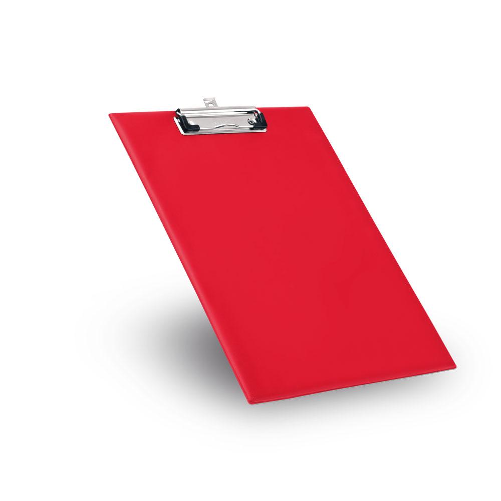 Клипборд без капак MAS, модел 4103,  червен