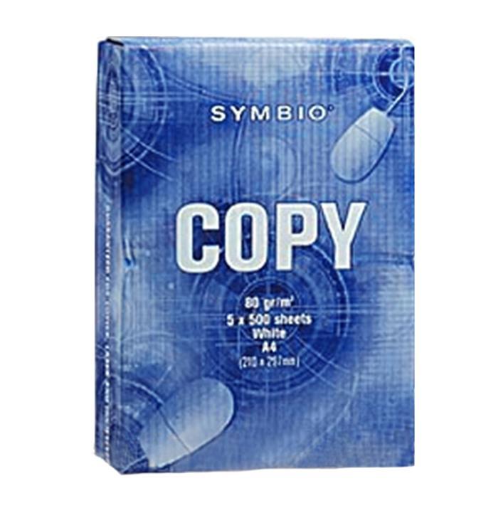 Копирна хартия Symbio Copy A4 80 гр. 500 л.