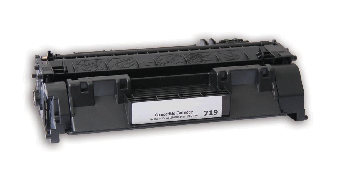 Съвместима тонер касета Canon CRG - 719 Черна