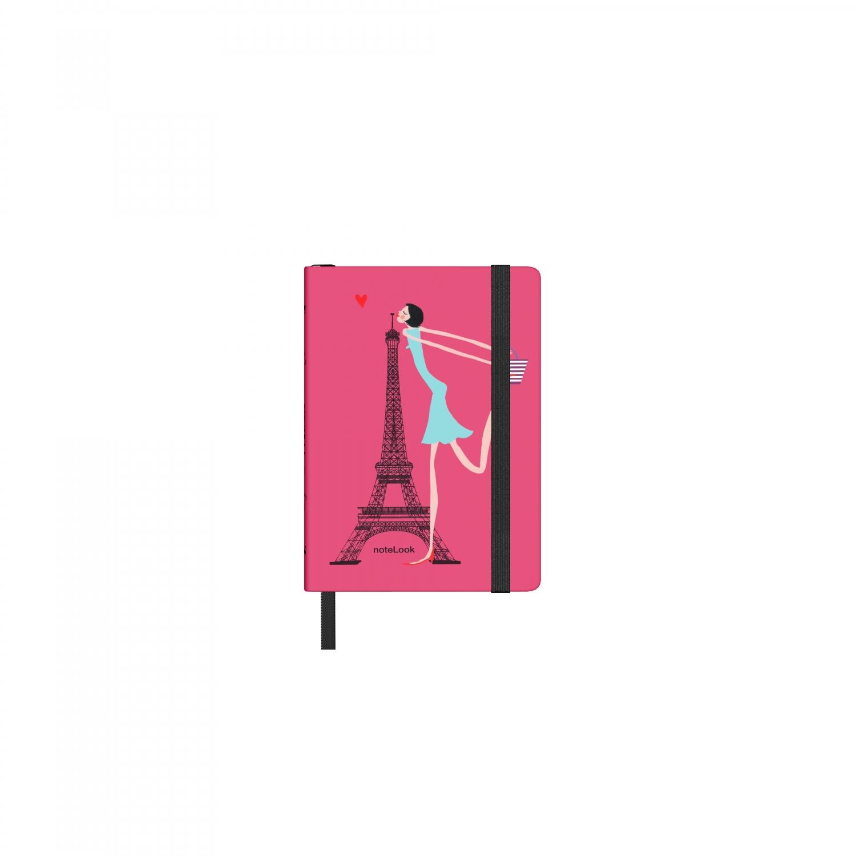 Бележник Scrikss Notelook I Love Paris, модел 65911, W/L   A7