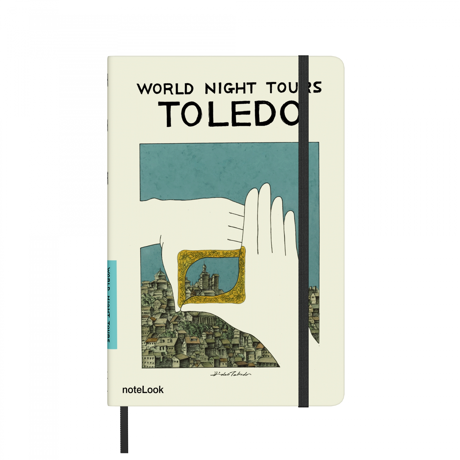 Бележник Scrikss Notelook Takeda  Toledo, модел 72759,    A5
