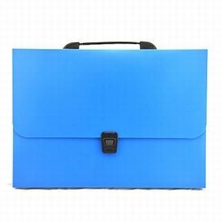 Папка - Чанта PVC T5582F TOPPER Синя А737
