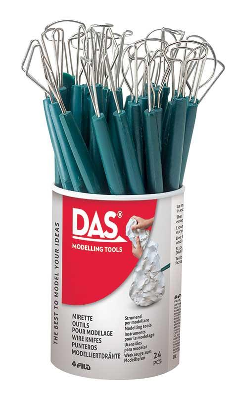 Тримери за оформяне и подрязване  Das 24 бр.