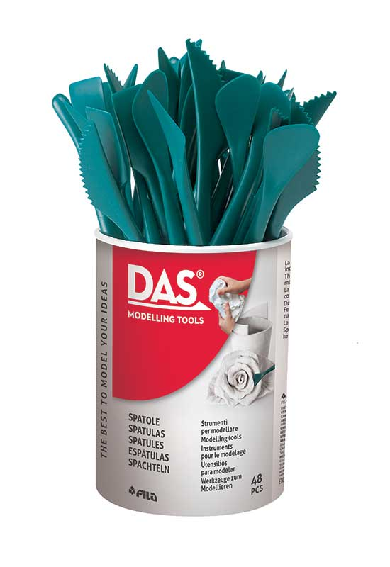PVC режещи инструменти Das 48 бр.