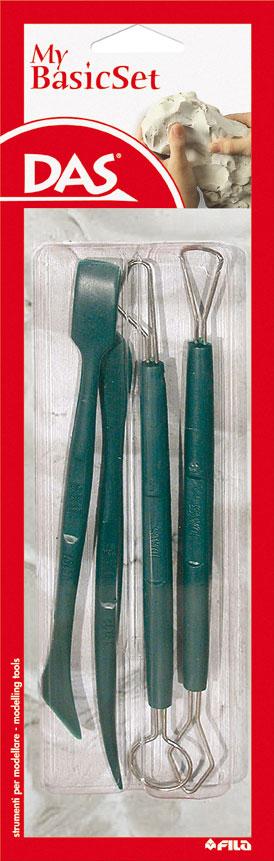 Das шпатули и инструменти за подрязване Das My Basic Set 4 бр.
