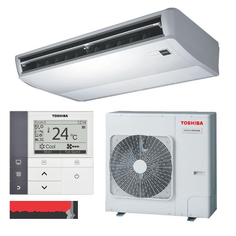Таванен климатик Toshiba RAV-SM1407CTP-E / RAV-SM1404ATP-E