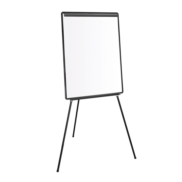 Флипчарт Bi-Office Economic-Немагнитен, 70x100 cm Черен