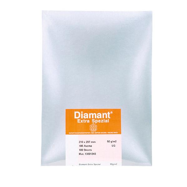 Паус Diamant extra special А4 92 g/m2 100 л.